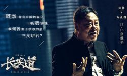 《长安道》再现轰动文物大案 11月15日上映