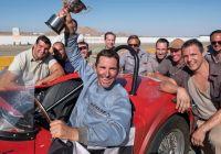 賽車電影《福特VS法拉利》 雙男主將角逐奧斯卡