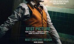 DC力作《小丑》发布奥斯卡公关海报