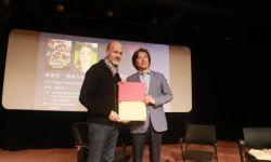 挪威电影导演埃里克普派携《国王的选择》做客上海电影学院