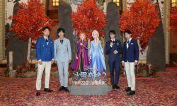《冰雪奇缘2》中国首映!声入人心男团献唱中文主题曲