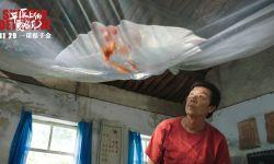 """《平原上的夏洛克》曝""""屋顶金鱼""""版海报  演绎中国式罗曼蒂克"""