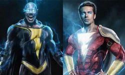 又一部DC超级反派电影  《黑亚当》定档2021年12月22日
