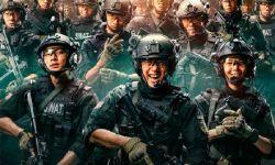 电影《特警队》强势进击元旦档,中国特警热血集结酷燃升级