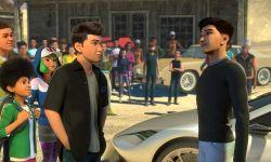 动画版《速度与激情》12月26日Netflix上线
