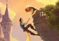 《魔发奇缘》迪士尼近几年最好看的动画片