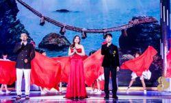 第14届华语青年电影周开幕,侯拂明倾情献唱《我爱你中国》