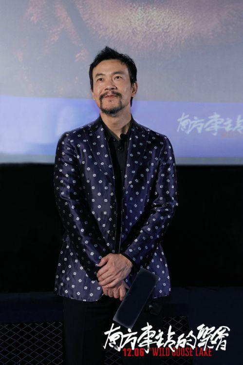 廖凡出席首映礼