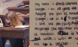 《哈利波特》18年前书信首公开 赫敏私密信曝光