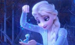 三大关键词解锁《冰雪奇缘2》冰雪女王艾莎