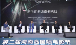移動電影院亮相海南島國際電影節,助力中國電影破壁出海