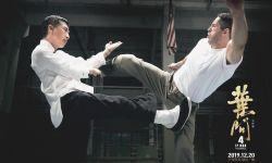 《叶问4》甄子丹挑战英国动作巨星斯科特·阿金斯