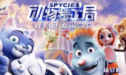 动画一分快三二不同号《动物特工局》首轮点映中国元素获好评