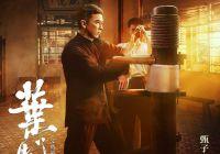 《叶问4》将上映 叶禾甄子丹上演父子情深