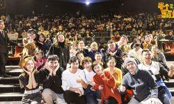 《半个喜剧》重庆武汉双城首映 点映开启引发观众点赞