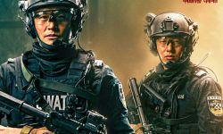 """《特警队》""""守护""""海报曝光 真实特警亮相尽显中国力量"""