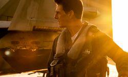 《壮志凌云:独行侠》阿汤哥以一敌二,2020年6月26日北美上映