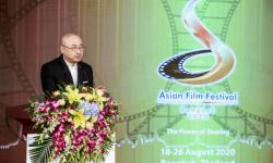 首届亚洲电影节发布会举行 徐峥担任中泰电影推广大使
