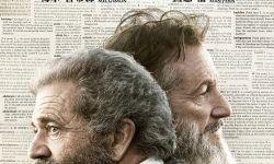 电影《教授与疯子》发布人类智慧酷款海报