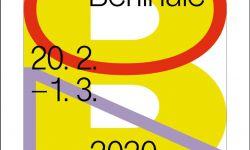 风格简约 第70届柏林电影节公布主视觉海报