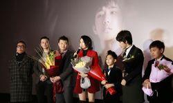 年度催泪电影 《妈妈我想你》在京举行首映礼