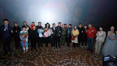 《煽疯点火》首映礼举行 主创现场讲解追梦人的故事