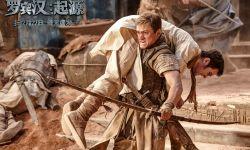 """好莱坞硬核动作电影《罗宾汉:起源》获评""""年度最热血"""""""