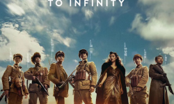 《解放·终局营救》于12月27日登陆CINITY影厅,在隆隆炮火中感受小人物的高光时刻