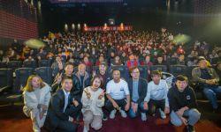 青春励志电影《那人那事》在西安举办首映新闻发布会