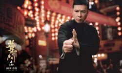 《叶问4》票房破8亿 刷新系列电影票房纪录