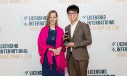 《熊出没》获亚洲授权业卓越大奖 新电影大年初一上映
