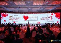 """富麗橄欖石集團蒞臨2020""""愛的匯聚""""慈善晚宴"""