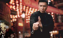 《叶问4》国内票房破10亿 刷新中国功夫片票房纪录