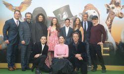 唐尼《多力特的奇幻冒险》洛杉矶首映