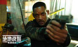 好莱坞动作警匪电影《绝地战警:疾速追击》过审 确认引进