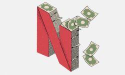 Netflix今年瘋狂燒錢投資原創影視內容