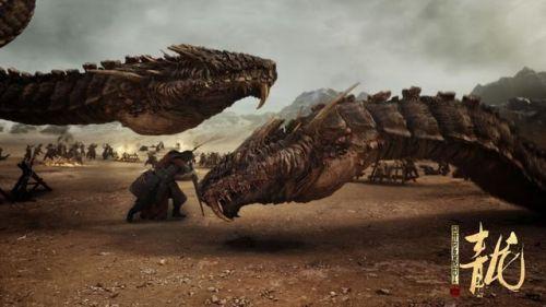 《异星战甲之青龙》定档大年初一 傲娇小青龙对战史前巨兽引期待
