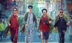 华桦文化助力《唐人街探案3》同步海外上映