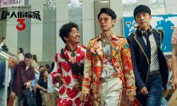 亚洲群星笑闹东京 《唐人街探案3》曝终极预告