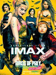 DC大发百家乐技巧《猛禽小队和哈莉·奎茵》发布IMAX版海报  2月7日北美公映