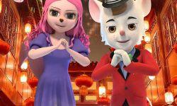 鼠贺新春!3D/2D动画电影《魔法鼠乐园》陪你开心过大年