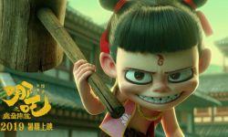 中国动画电影《哪吒之魔童降世》英文配音版  已正式登陆北美院线