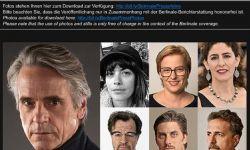 第70屆柏林電影節主競賽評審團陣容公布   英國演員杰瑞米·艾恩斯擔任主席