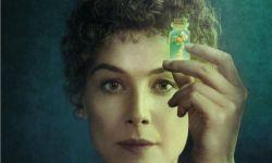 居里夫人传记电影《放射性物质》预告海报双发,3月20日英国上映