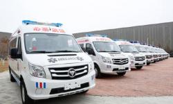 88位爱心明星向雷神山医院捐赠救护车  首批6辆已抵达