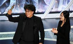 《寄生虫》奥斯卡之行陪同翻译Sharon Choi:正在准备自己的首部长片剧本