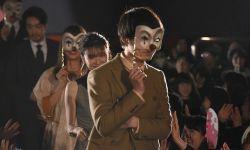 永野芽郁、大谷亮平出席电影《假面病栋》首映仪式