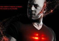 范·迪塞尔科幻动作片《喋血战士》发布IMAX海报