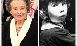 """好莱坞默片时期童星""""宝贝佩吉""""去世,享年101岁"""