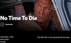 《007:无暇赴死》创007系列最长片长纪录